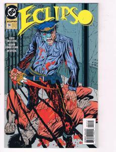 Eclipso #14 VF DC Comics Comic Book Fleming Dec 1993 DE23