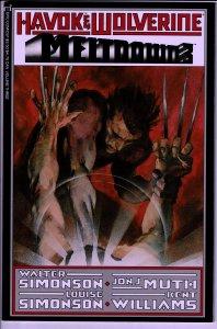 Havok & Wolverine #3  NM+