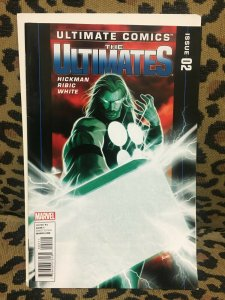 THE ULTIMATES - MARVEL - 15 ISSUES #2-16 - 2011-12 - VF