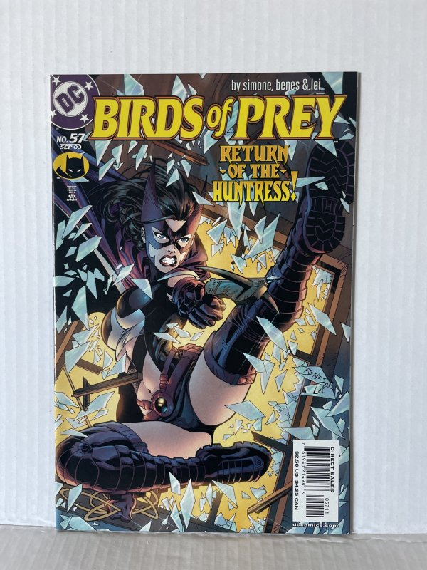 Birds of Prey #57 (2003) Unlimited Combined Shipping (A)