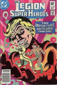Legion of Super-Heroes (1980 series) #299, Fine+ (Stock photo)