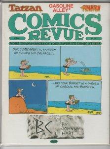 COMICS REVUE #74 F+ A01103
