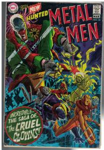 METAL MEN 36 FAIR  Mar. 1969