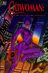 Catwoman: Her Sister's Keeper #1, NM + (Stock photo)