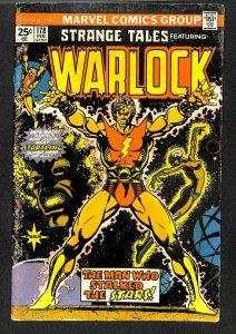 Strange Tales #178 VG 4.0 Adam Warlock 1st Magus! Mark Jewelers Insert