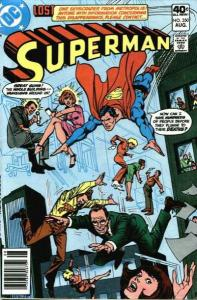 Superman (1939 series) #350, VF+ (Stock photo)