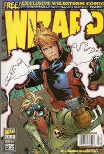 Wizard: The Comics Magazine #91B VG; Wizard | low grade comic - save on shipping