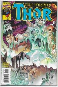 Thor (vol. 2 , 1998) #31 FN Andy Kubert, Malekith, Kurse