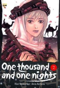 One Thousand and One Nights #2 VF/NM; Ice Kunion   save on shipping - details in