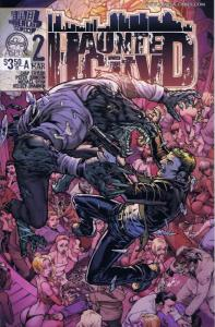 Haunted City #2A VF/NM; Aspen | save on shipping - details inside