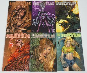 Dreams of the Darkchylde 1-6 VF/NM complete series - randy queen bad girl set