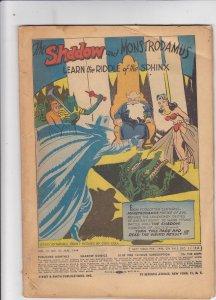 Shadow Comics Vol 3 #10