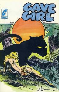 Cave Girl (Comax) #1 VF; Comax | save on shipping - details inside