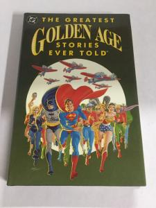 The Greatest Golden Age Stories Ever Told Nm Near Mint DC Comics HC TPB