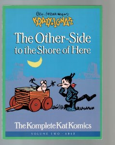 Krazy + Ignatz-Vol. 2:1917-George Herriman-TPB-trade