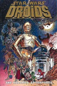 Star Wars: Droids (Vol. 1) TPB #1LE VG; Dark Horse | low grade comic - save on s