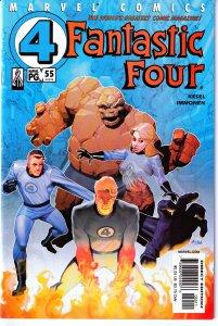Fantastic Four(vol. 2)# 51,52,53,55,56,57,58,59 The Inhumans ! Doctor Doom !