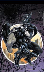 VENOM FIRST HOST #1 2018 NYCC SCORPION VARIANT
