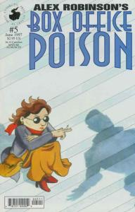 Box Office Poison #5 FN; Antarctic | save on shipping - details inside