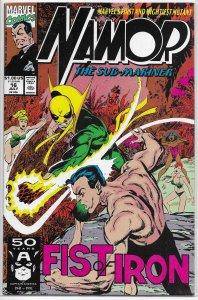 Namor the Sub-Mariner   #16 VF/NM