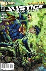 Justice League (2nd Series) #2 VF/NM; DC | save on shipping - details inside