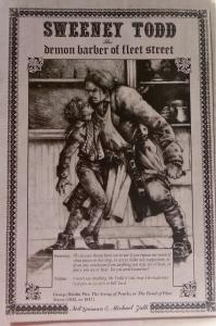 SWEENEY TODD The Demon Barber (1992) NEIL GAIMAN - MICHAEL ZULLI - Ashcan