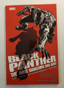 BLACK PANTHER THE MOST DANGEROUS MAN ALIVE TPB SOFT COVER NM