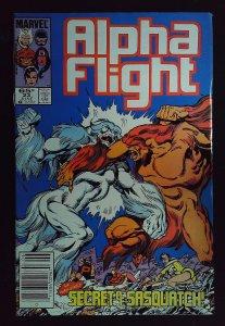 Alpha Flight #23 (1985)