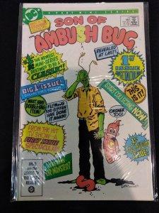 Son of Ambush Bug #1, 2, 3, 4 of 6 DC 1985 MINI SERIES 1-4