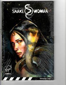 Shekhar Kapur's Snake Woman Virgin Graphic Novel SC Director's Cut Vol 2 J139