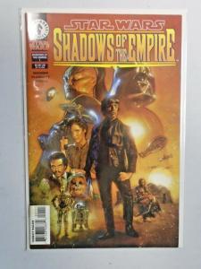 Star Wars Shadows of the Empire #1 - see pics - 4.0 - 1996