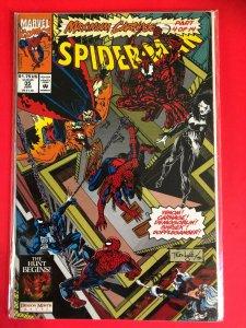 SPIDER-MAN #35 1990's MARVEL / HIGH QUALITY