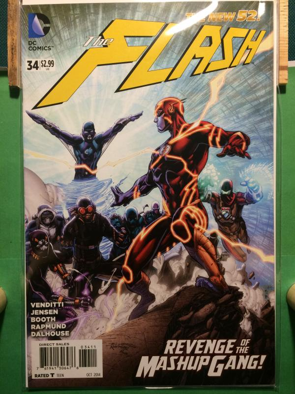 The Flash #34 The New 52