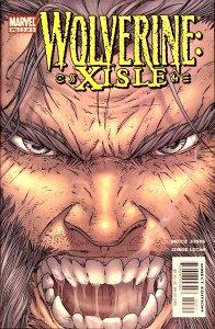 Wolverine: Xisle #3 (2003)