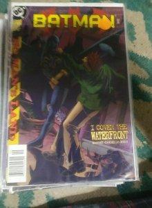 Batman #569 1999 DC comics  NO MANS LAND CASSANDRA CAIN BATGIRL