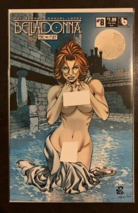 Belladonna Fire and Fury #8 Killer Body Nude (Boundless) VF Sexy Bad Girl Adult