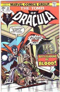 Tomb of Dracula #32 (May-75) VF/NM High-Grade Dracula
