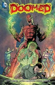 Doomed (2nd Series) TPB #1 VF/NM; DC | save on shipping - details inside
