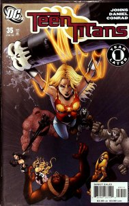 Teen Titans #35 (2006)