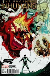 Uncanny Inhumans, The (2nd Series) #5C VF/NM; Marvel   save on shipping - detail