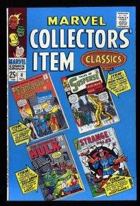 Marvel Collectors' Item Classics #6 VF 8.0
