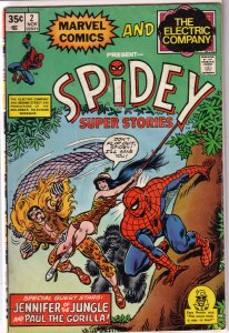 Spidey Super Stories   # 2 GD