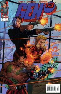 Gen13 #17 VF/NM; Image | save on shipping - details inside