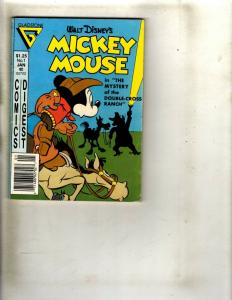 7 Pocket Books Mickey Mouse 1 4 5 Uncle Scrooge 1 3 4 Club Scrapbook WS15