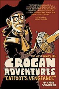 Crogan Adventures: Catfoot's Vengeance TPB #1 VF/NM; Oni   save on shipping - de