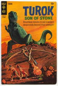 Turok, Son Of Stone #67 1969- Gold Key F/VF