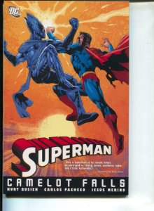 Superman Camelot Falls-Kurt Busiek-TPB-trade