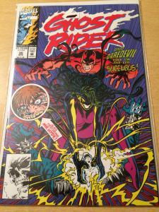 Ghost Rider #36 1990 series