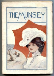 The Munsey Pulp August 1901- American Mutinies VG