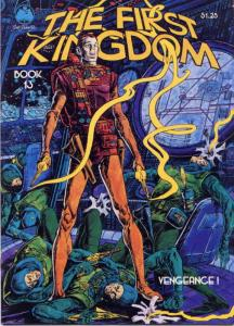 First Kingdom, The #13 VF/NM; Comics and Comix   save on shipping - details insi